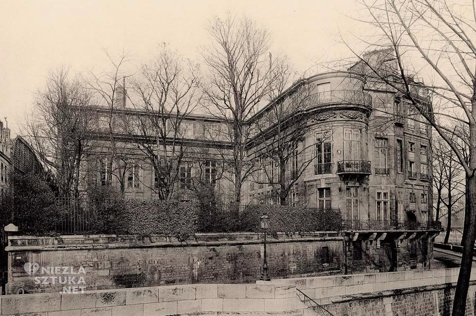 Hotel Lambert, Wielka Galeria, Paryż, emigracja, fotografia, sztuka polska, Niezła Sztuka