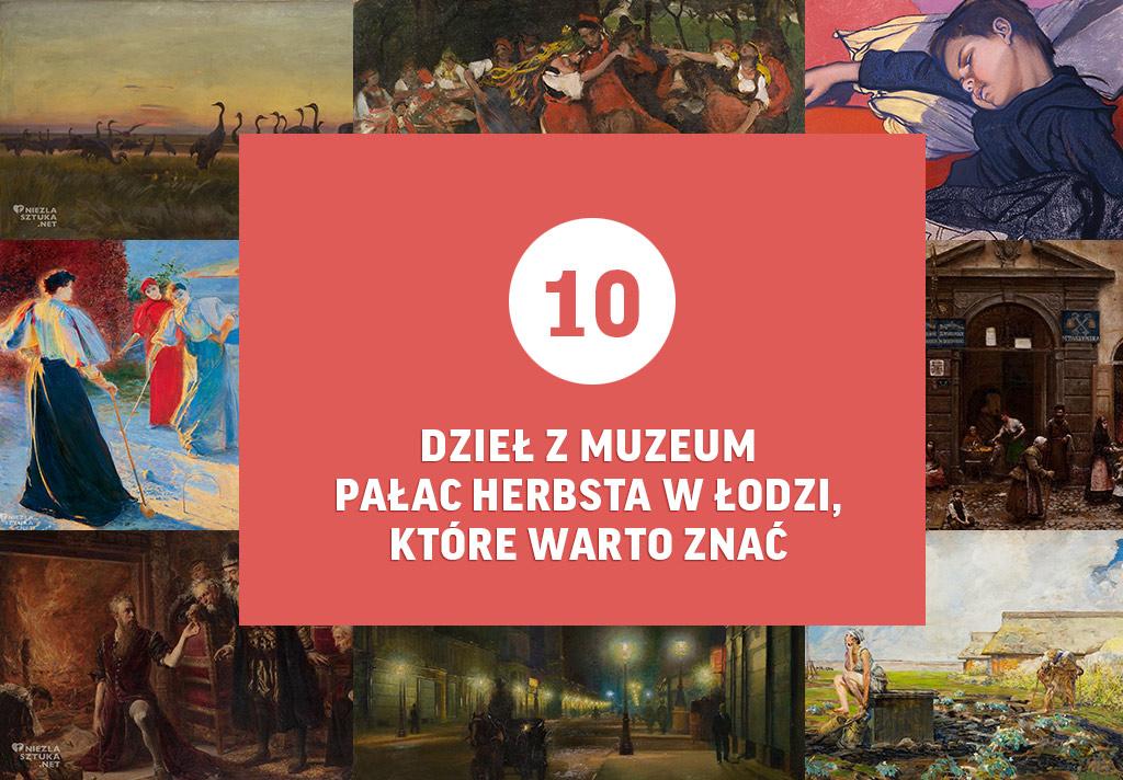 muzeum pałac herbst, co warto zobaczyć, łódź, niezła sztuka