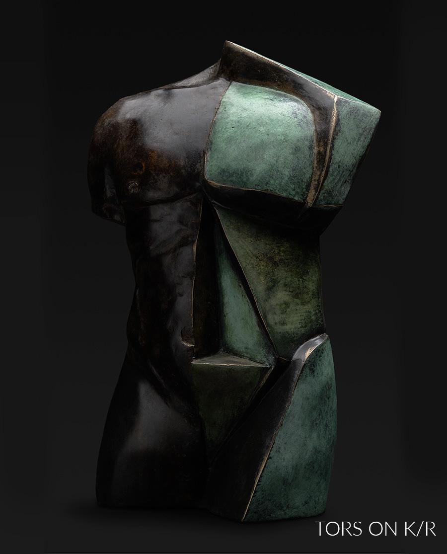 tomasz wawryczuk, rzeźba, niezła sztuka