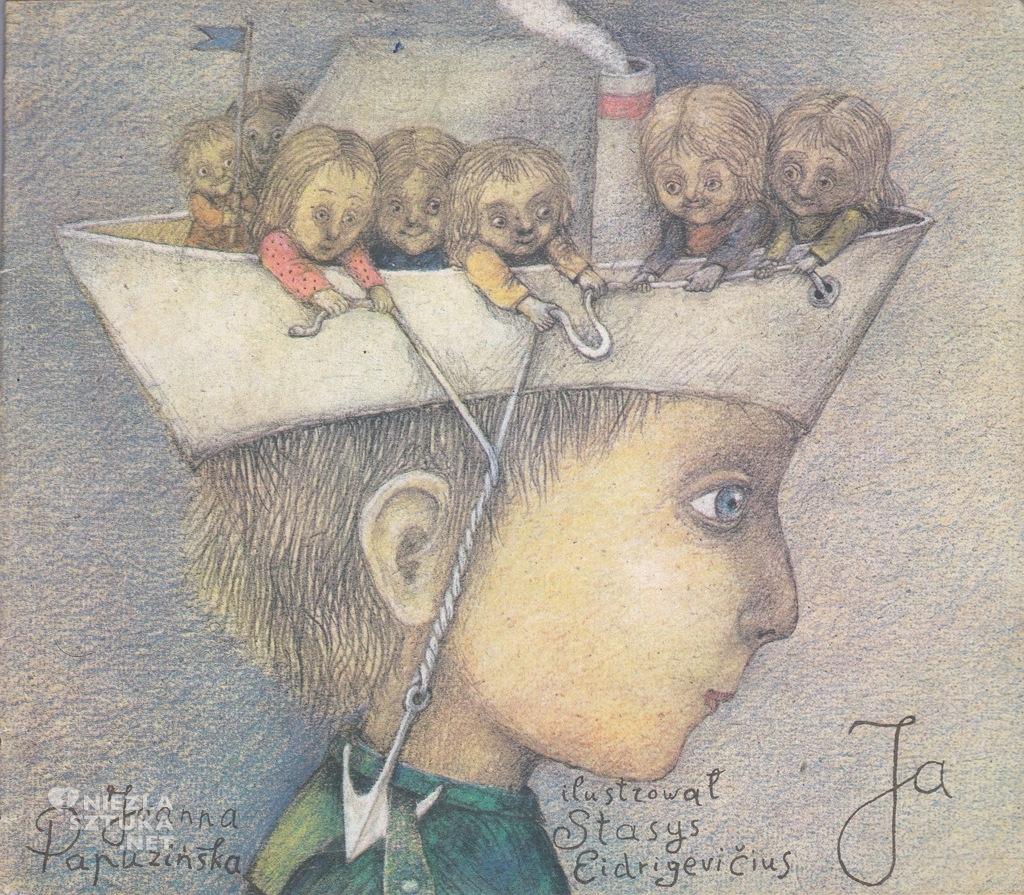 Stasys Eidrigevicius, Joanna Papuzińska, sztuka współczesna, Niezła Sztuka