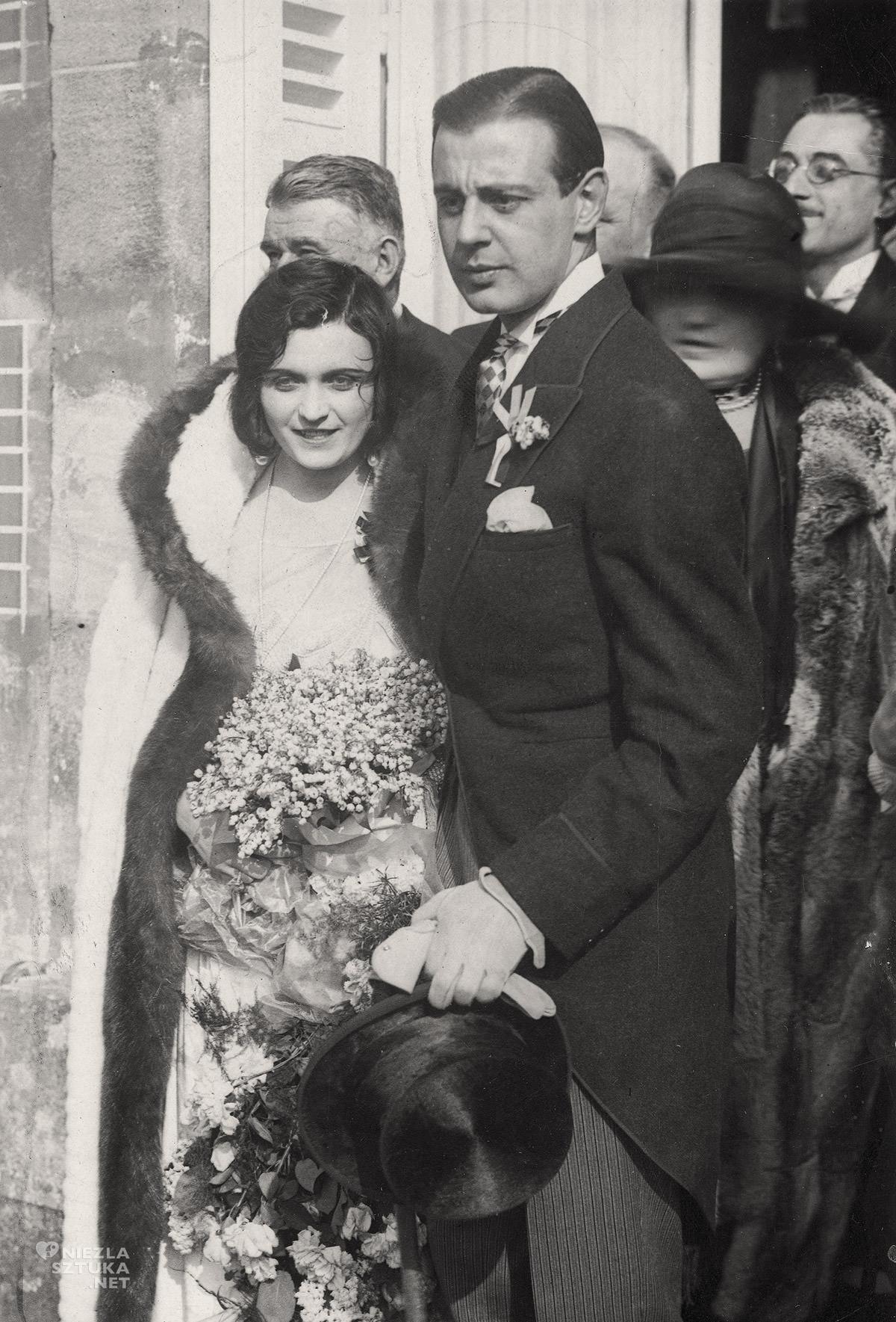 Pola Negri, ślub, Sergiusz Mdivani, niezła sztuka