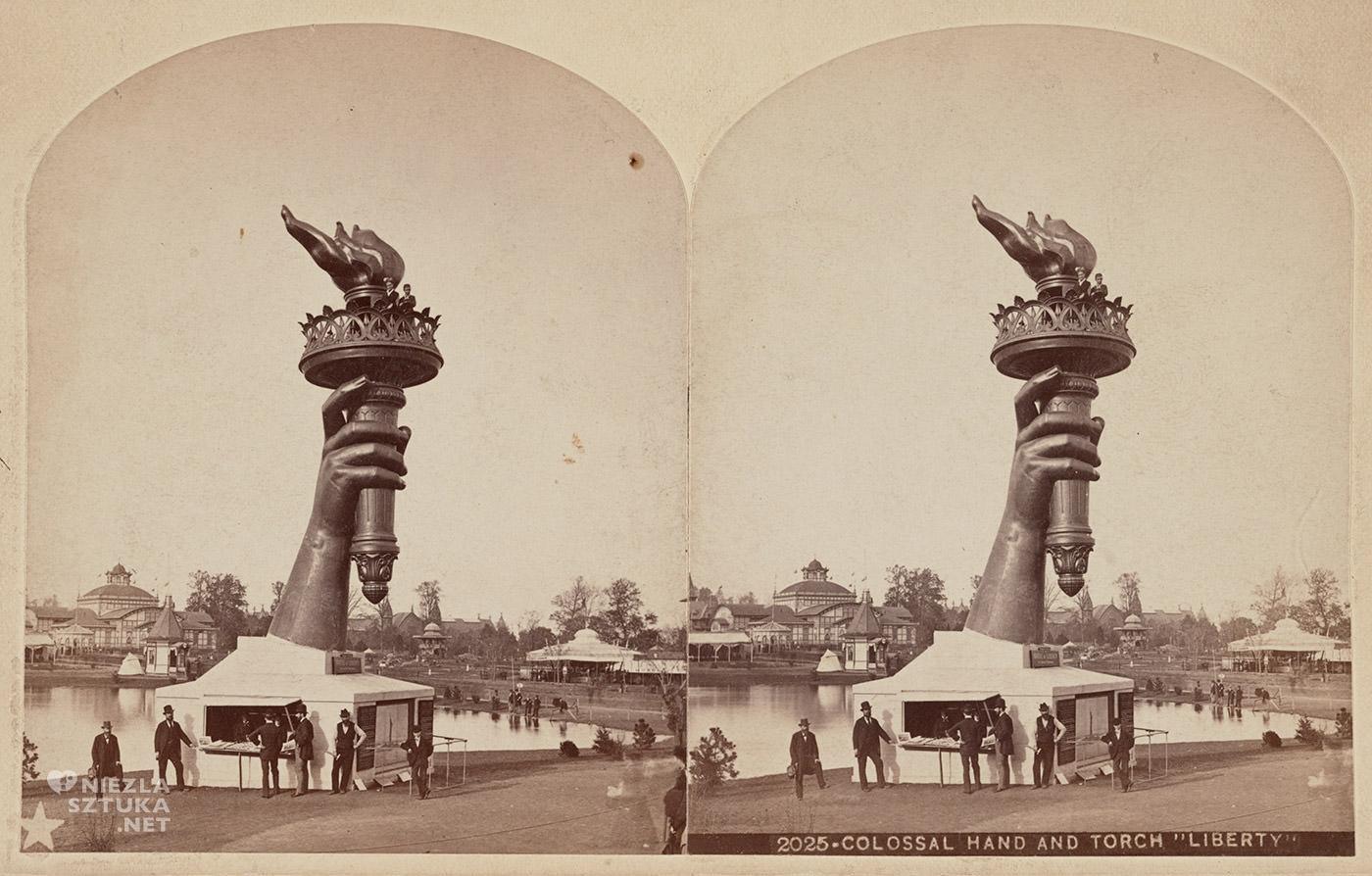 Statua Wolności, Nowy Jork, USA, Niezła Sztuka