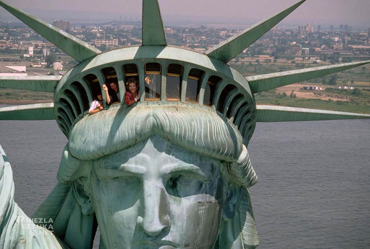 Statua Wolności, Nowy Jork, USA, rzeźba, pomnik, Niezła Sztuka