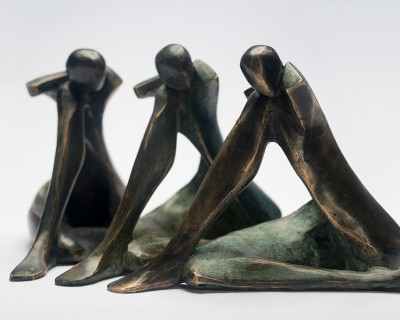 Tomasz Wawryczuk, Melancholia, rzeźba, Niezła Sztuka