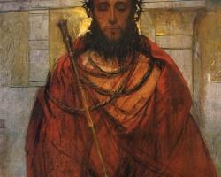 Adam Chmielowski, Ecce Homo, sztuka polska, sztuka religijna, malarstwo religijne, Niezła Sztuka