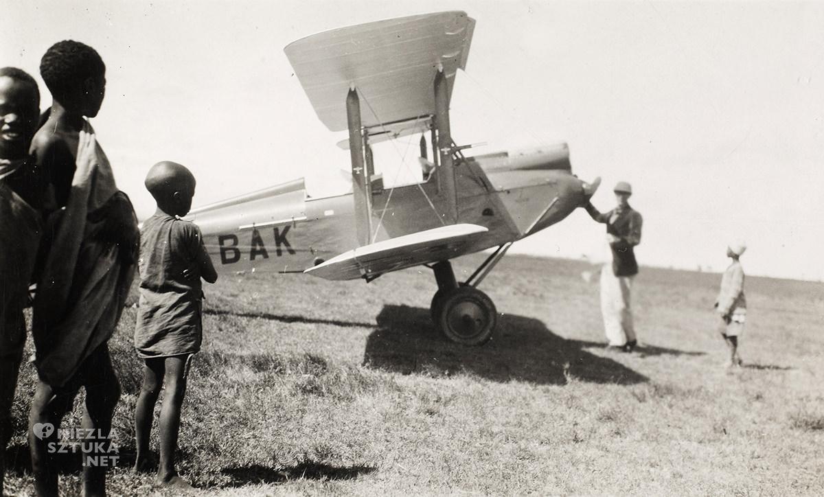 Denys Finch Hatton, fotografia, Karen Blixen, Kenia, Niezła Sztuka