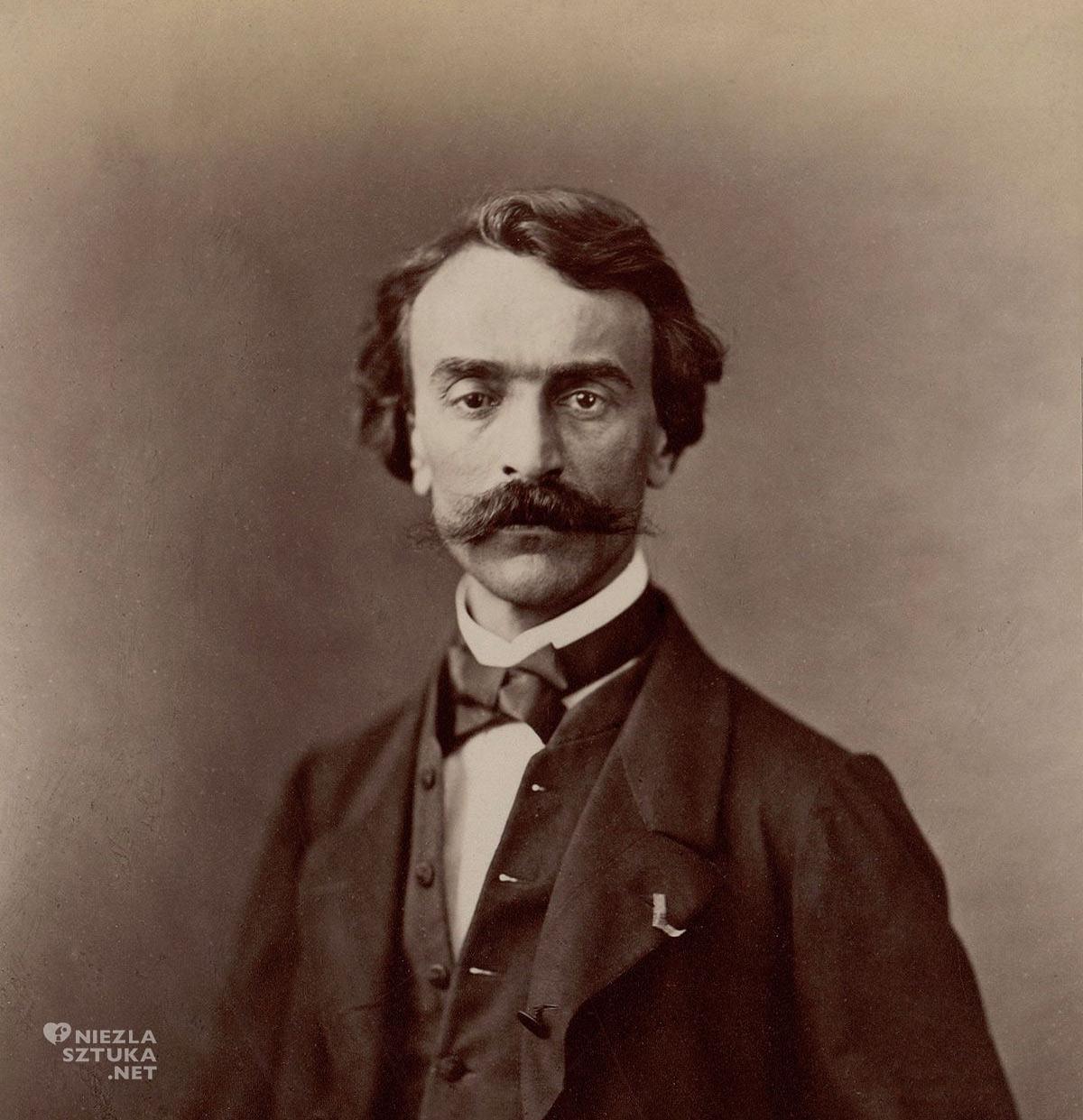 Jean-Léon Gérôme, sztuka francuska, fotografia, Nadar, Niezła Sztuka