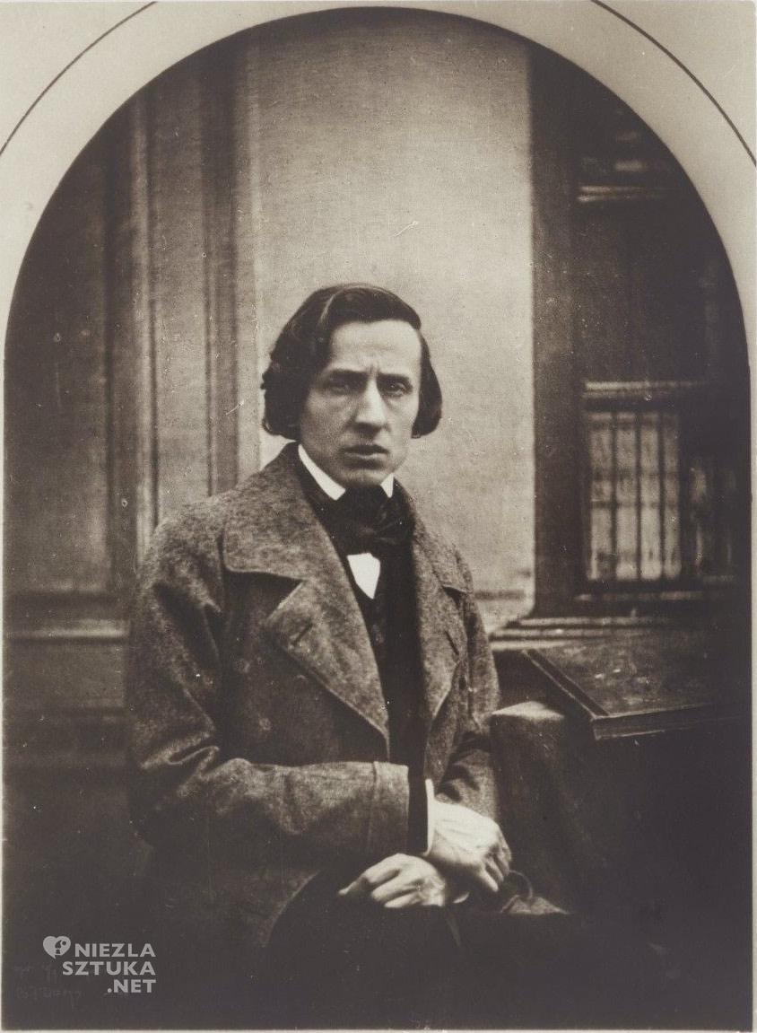 Fryderyk Chopin, fotografia, niezła sztuka