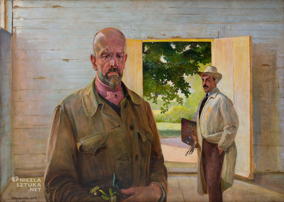 Jacek Malczewski, Przekazanie palety, Muzeum Narodowe w Krakowie, Kraków, Niezła sztuka