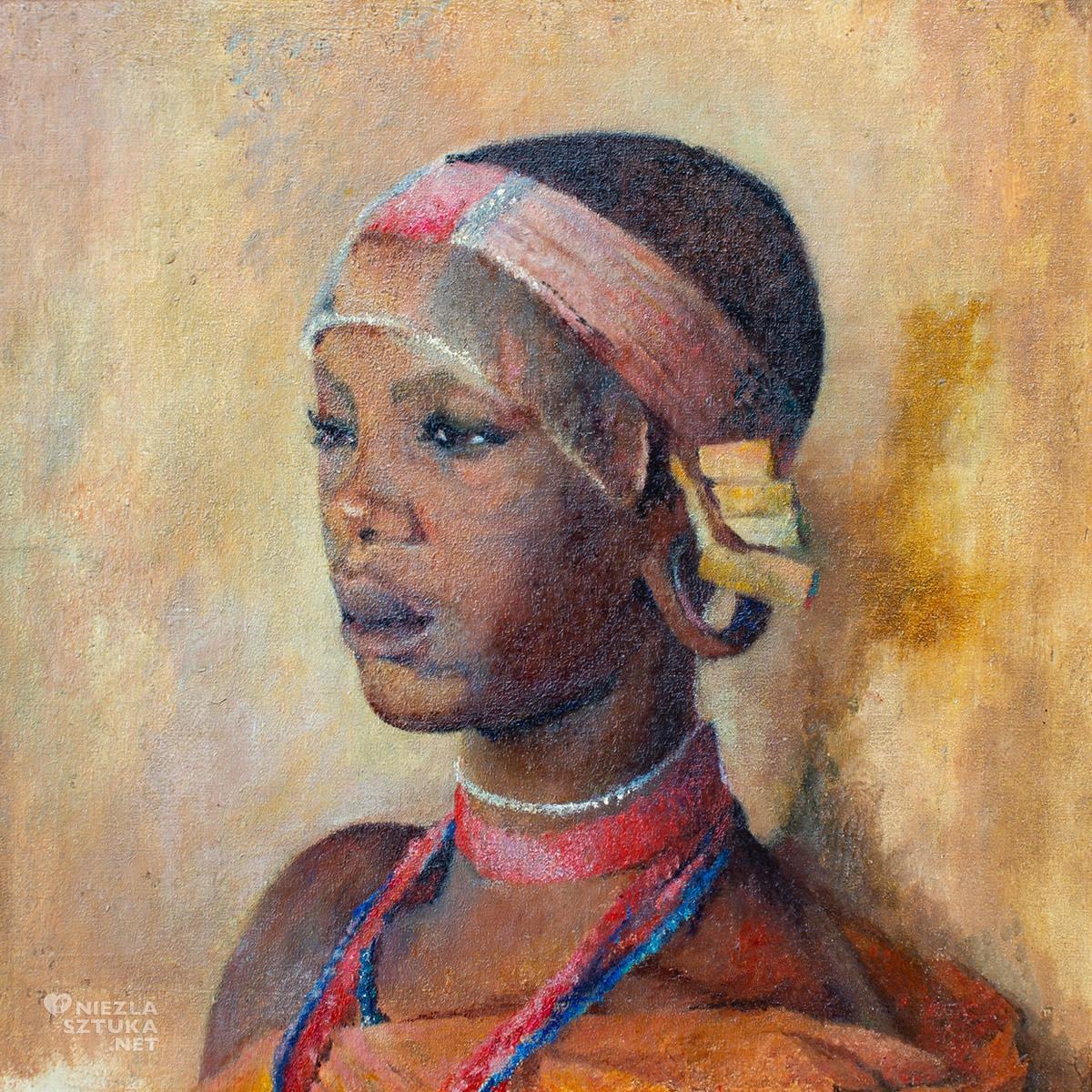 Karen Blixen, Pożegnanie z Afryką, literatura, Dania, Kenia, malarstwo, kobiety w sztuce, Niezła Sztuka