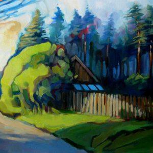Karol Franciszek Dobrowolski, Supraśl, artysta malarz, sztuka polska, młoda sztuka, niezła sztuka