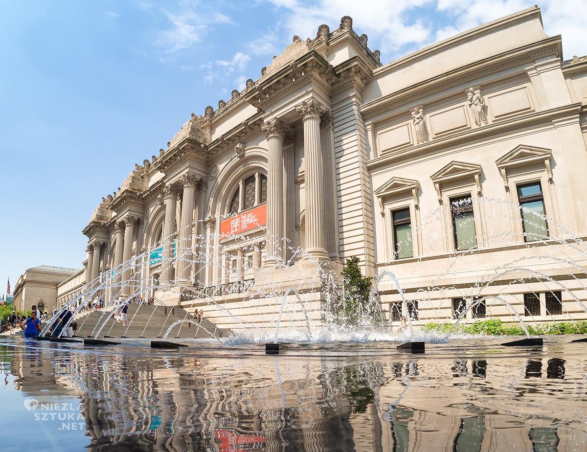 Metropolitan Museum of Art, niezła sztuka