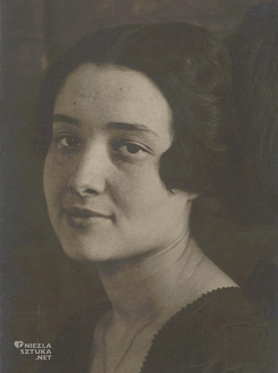 Maria Pronaszko, żona Pronaszki, niezła sztuka