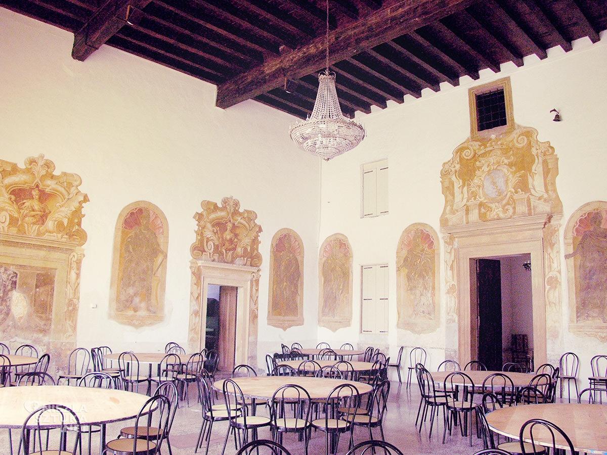 Villa Valmarana, architektura, podróże, Włochy, niezła sztuka