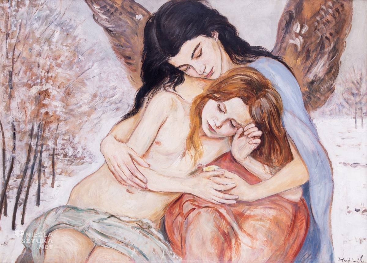 Wlastimil Hofman, Opiekuńczy anioł, niezła sztuka