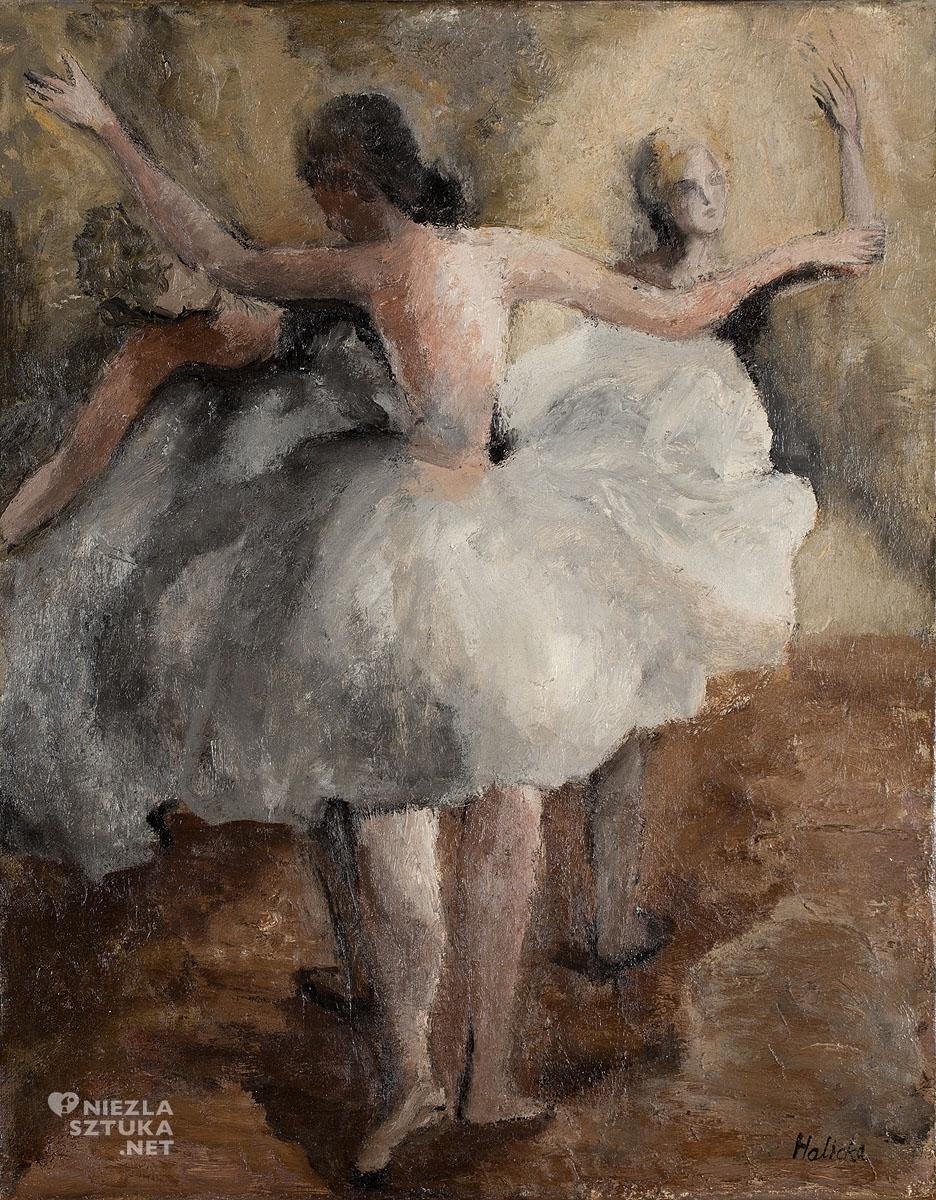 Alicja Halicka, Baletnice, kobiety w sztuce, Niezła Sztuka