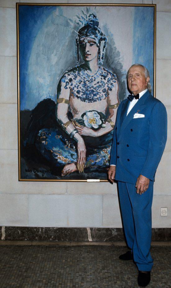 Antoni Cierplikowski, Antoine de Paris, Kees van Dongen, Niezła Sztuka