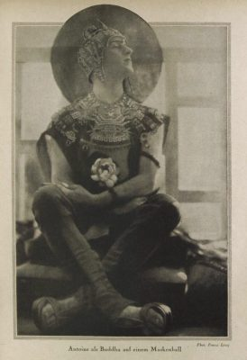 Franz Löwy, fotografia, Antoine fryzjer, Antoni Cierplikowski, Antoine de Paris, Niezła Sztuka