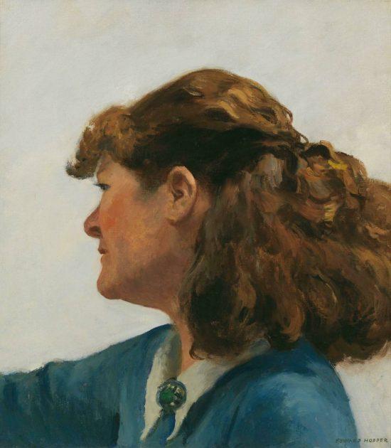 Edward Hopper, Jo, sztuka amerykańska, żona artysty, Niezła Sztuka