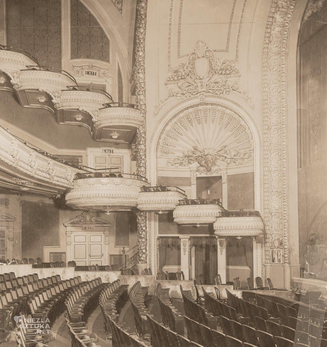 Palace Theater, Nowy Jork, Edward Hopper, kino, teatr, Niezła Sztuka