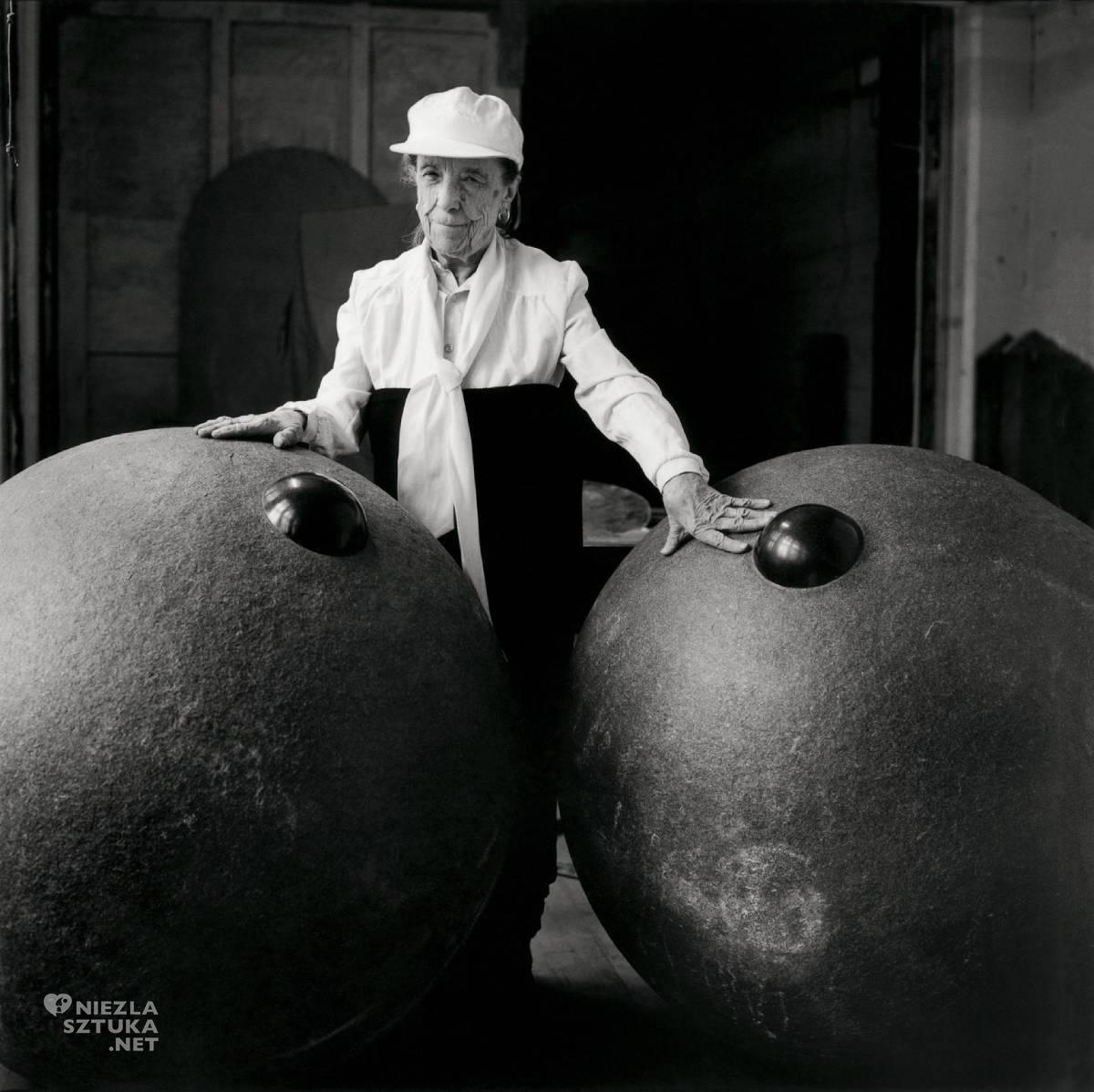 Louise Bourgeois, fotografia, kobiety w sztuce, Niezła Sztuka