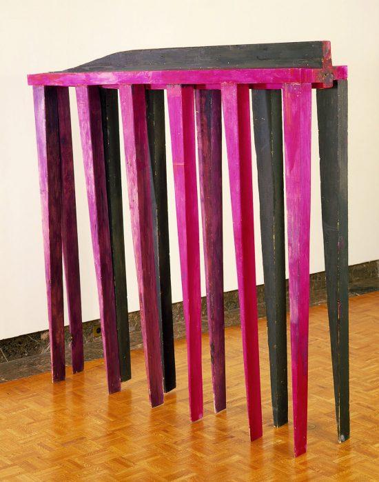 Louise Bourgeois, The Blind Leading the Blind, sztuka współczesna, Niezła Sztuka