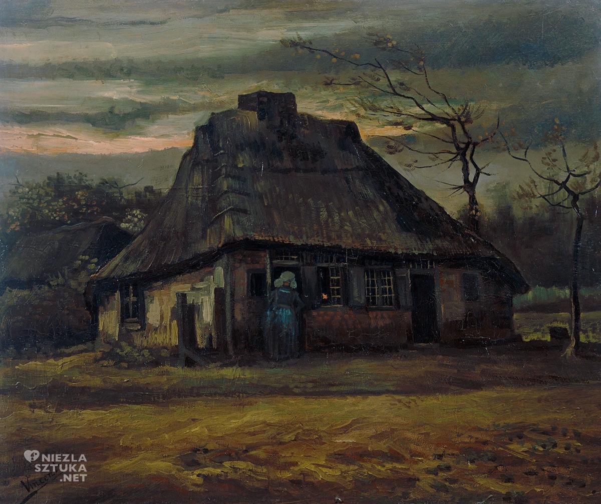 Vincent van Gogh, Chata, Jedzący kartofle, Niezła sztuka