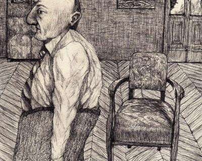 Wojciech Grabowski, sztuka polska, artysta polski, rysunek, Przemyśl, niezła sztuka