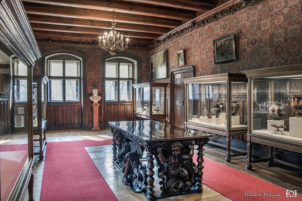 Zamek w Gołuchowie, Muzeum Zamek w Gołuchowie, niezła sztuka