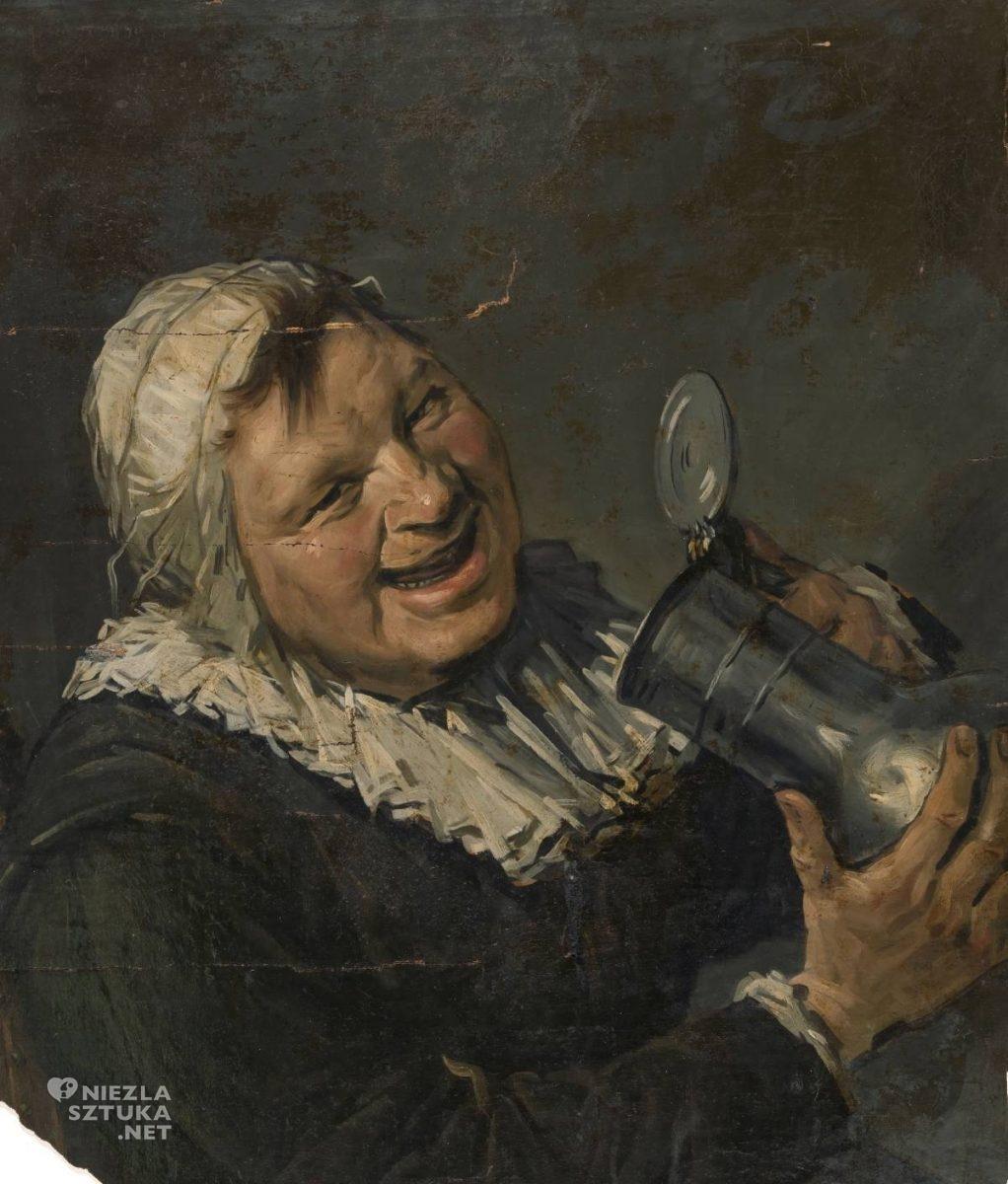 Han van Meegeren, fałszerz, Malle Babbe, Frans Hals, niezła sztuka
