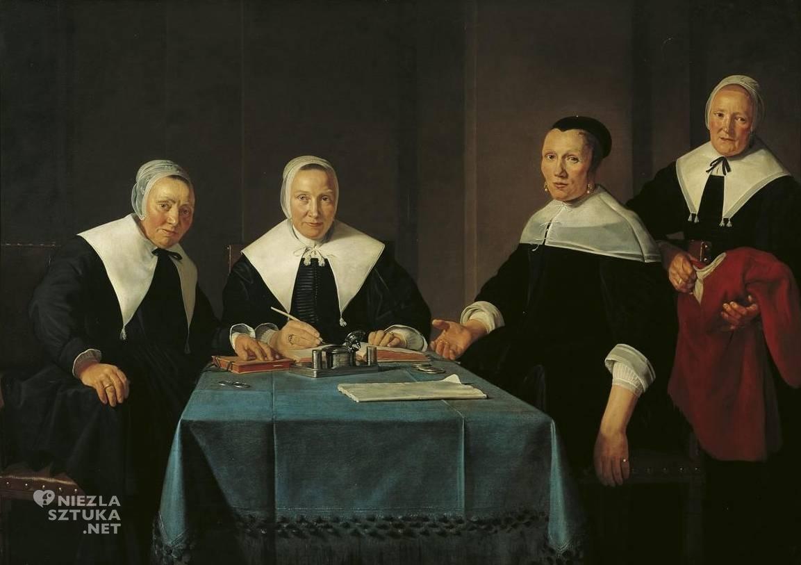 Jan de Bray, Regentki, Harlem, niezła sztuka