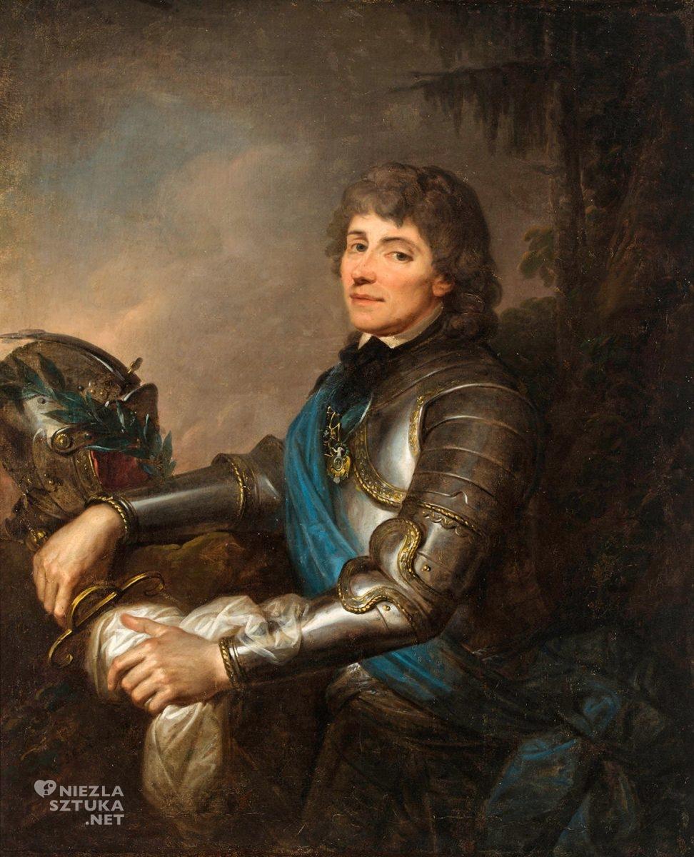 Józef Grassi, Portret Tadeusza Kościuszki w zbroi, niezła sztuka