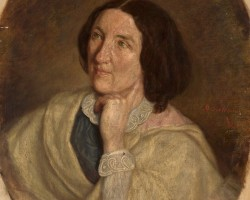 Leon Kapliński, Izabela z Czartoryskich Działyńska, niezła sztuka