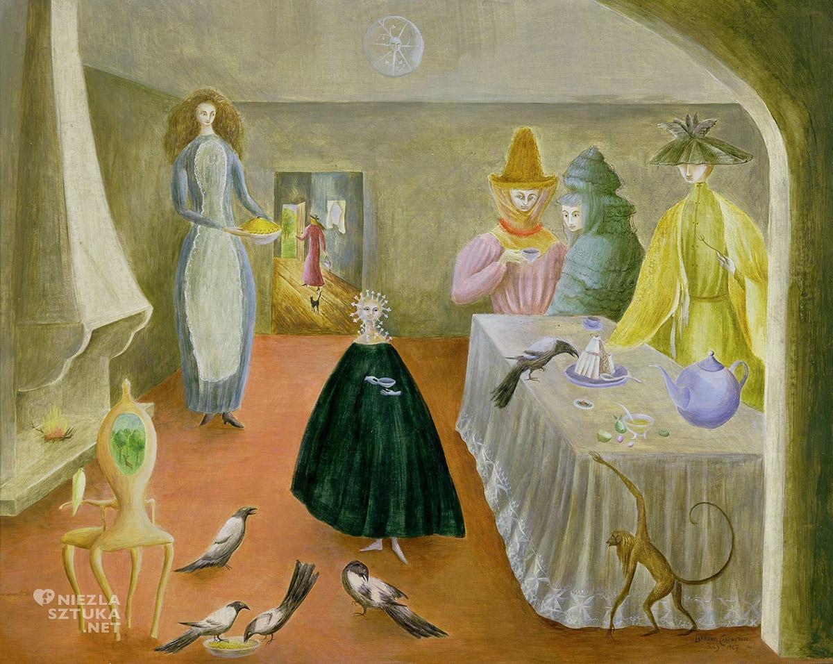 Leonora Carrington, The Old Maids, surrealizm, kobiety w sztuce, Niezła Sztuka