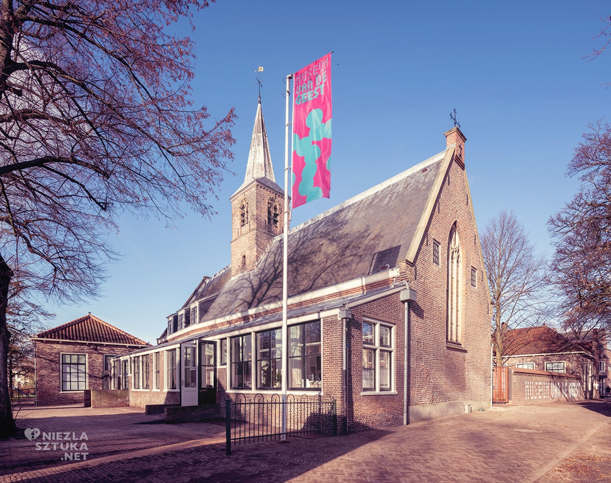 Museum Het Dolhuys, niezła sztuka