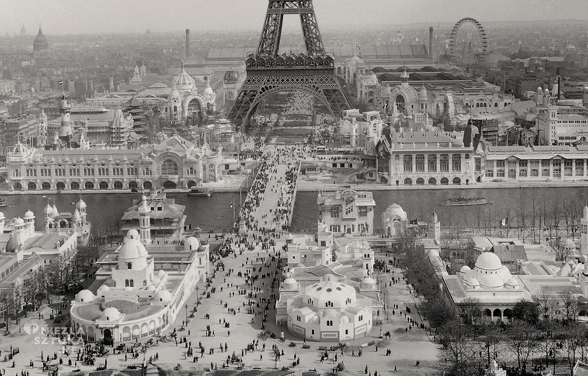 Paryż, 1900, wystawa, Niezła Sztuka
