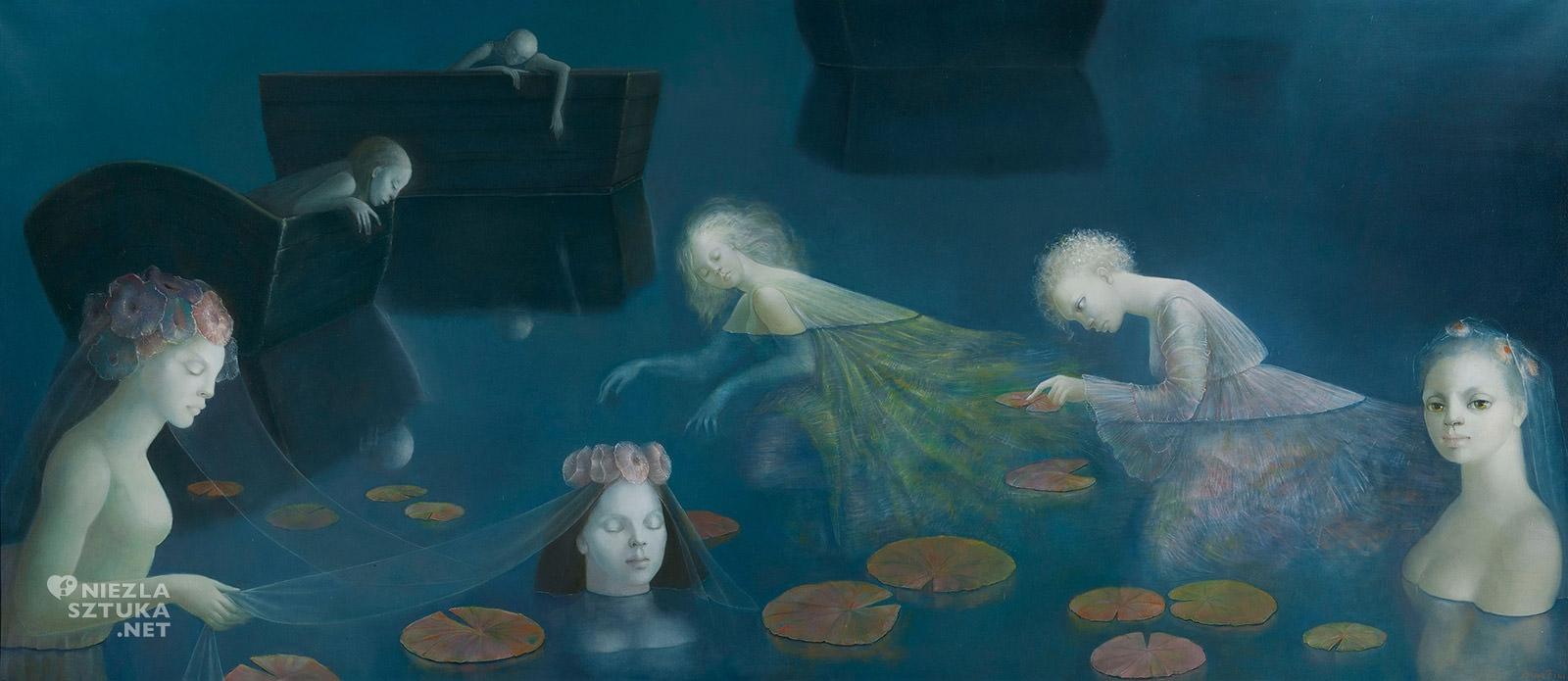 Leonor Fini, La Grange Batelière, surrealizm, Niezła Sztuka