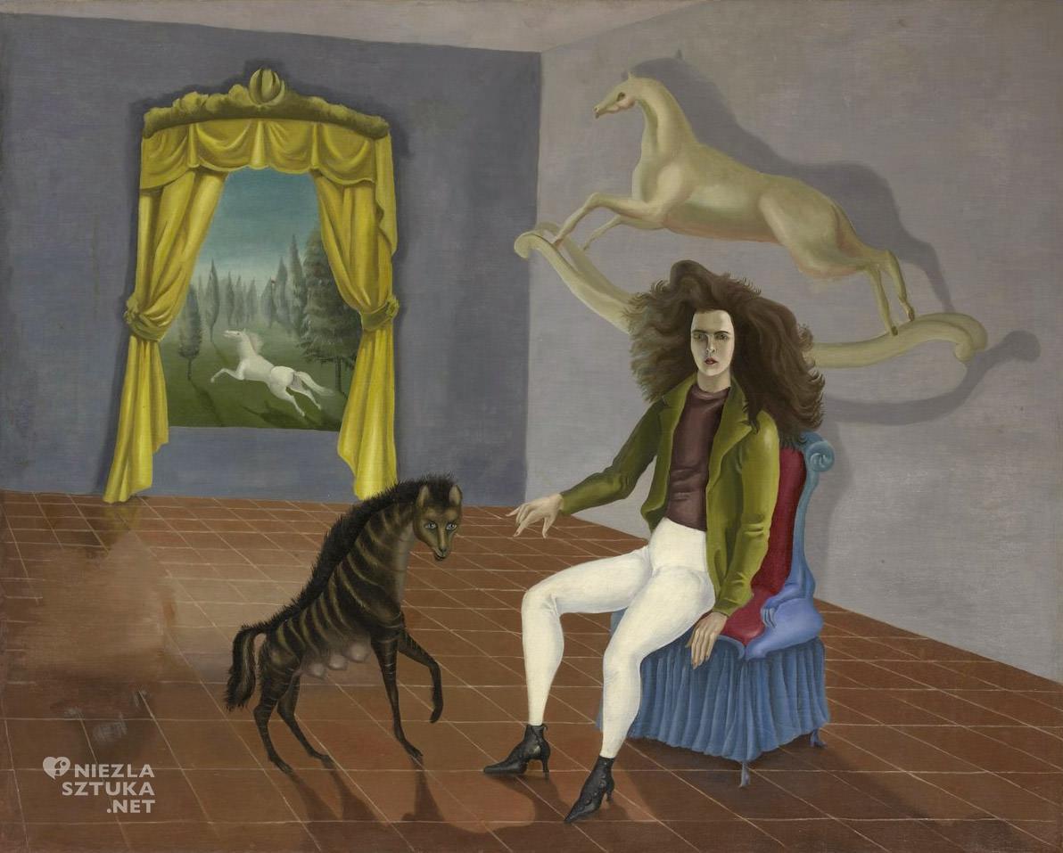 Leonora Carrington, Autoportret, surrealizm, kobiety w sztuce, Niezła Sztuka