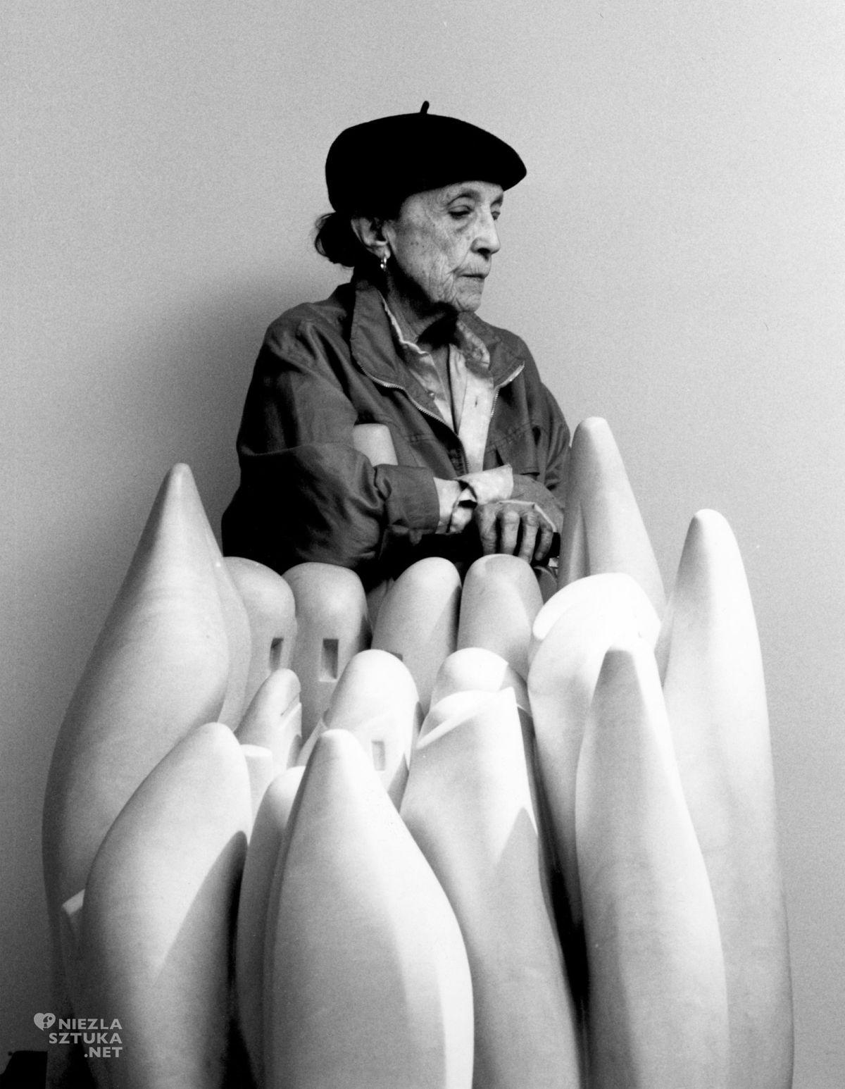 Louise Bourgeois, kobiety w sztuce, sztuka współczesna, Niezła Sztuka