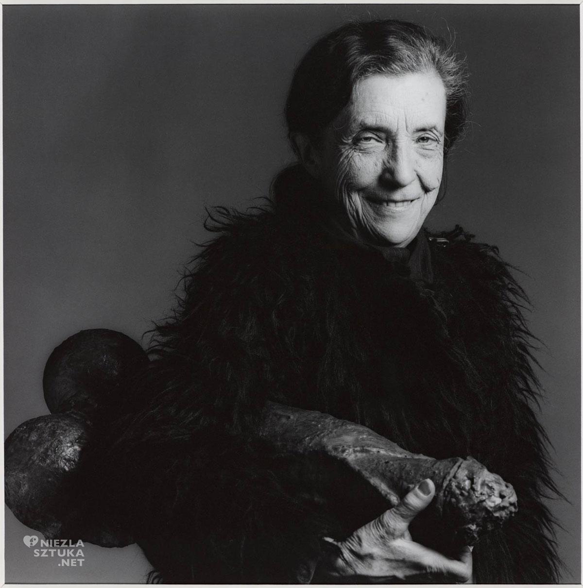 Robert Mapplethorpe, Louise Bourgeois, fotografia, niezła sztuka