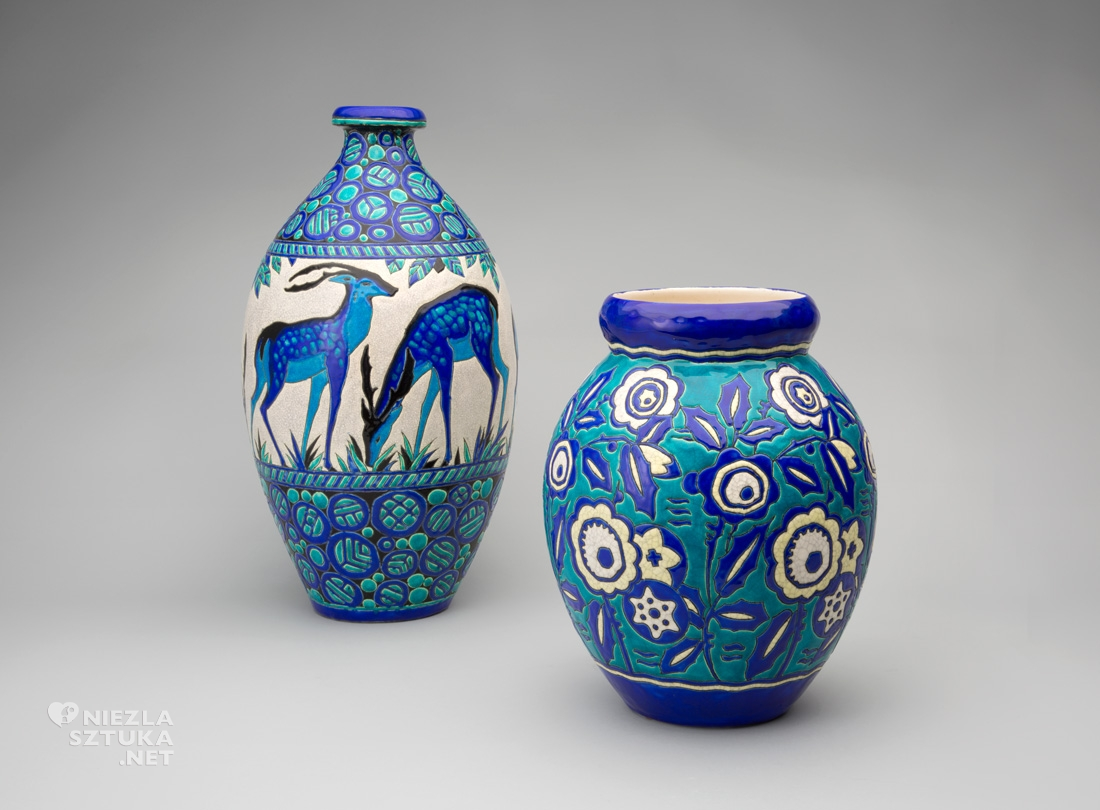ceramika, art deco, niezła sztuka