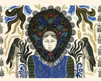 Gabriela Gorączko, ilustracja, grafika, polska ilustratorka, niezła sztuka