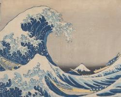 Hokusai Katushika, sztuka japońska, Niezła Sztuka