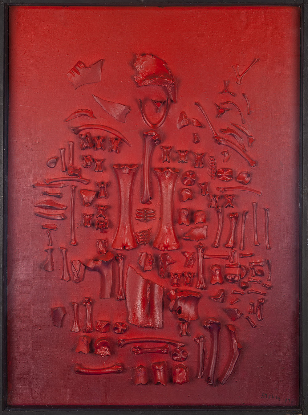 Jonasz Stern, malarz, niezła sztuka