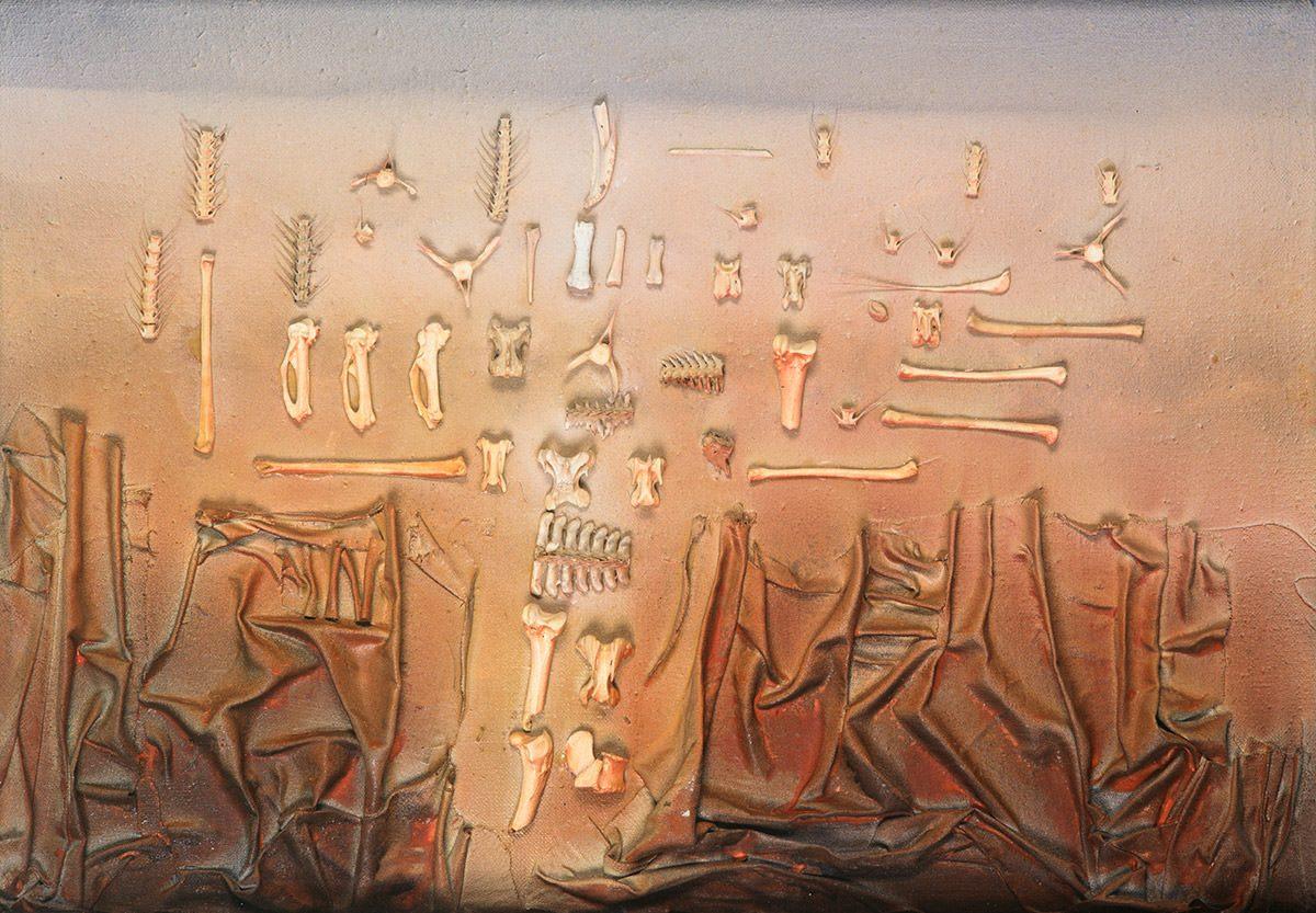 Jonasz Stern, Różowa pustynia, Zachęta, niezła sztuka
