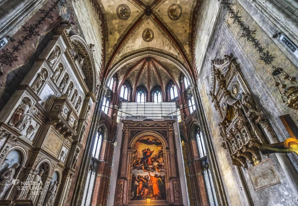Tycjan, Wenecja, Assunta, niezła sztuka