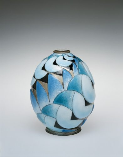 Camille Fauré, Limoges, art deco, niezła sztuka
