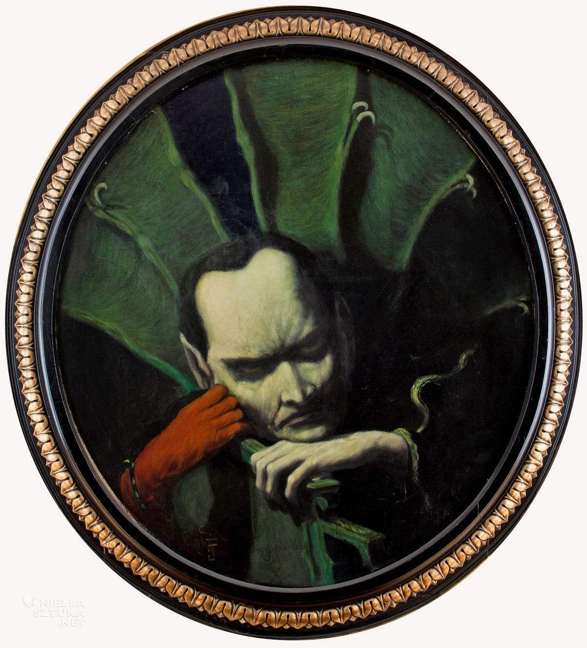 Feliks Jabłczyński, Mefisto, sztuka polska, Niezła Sztuka