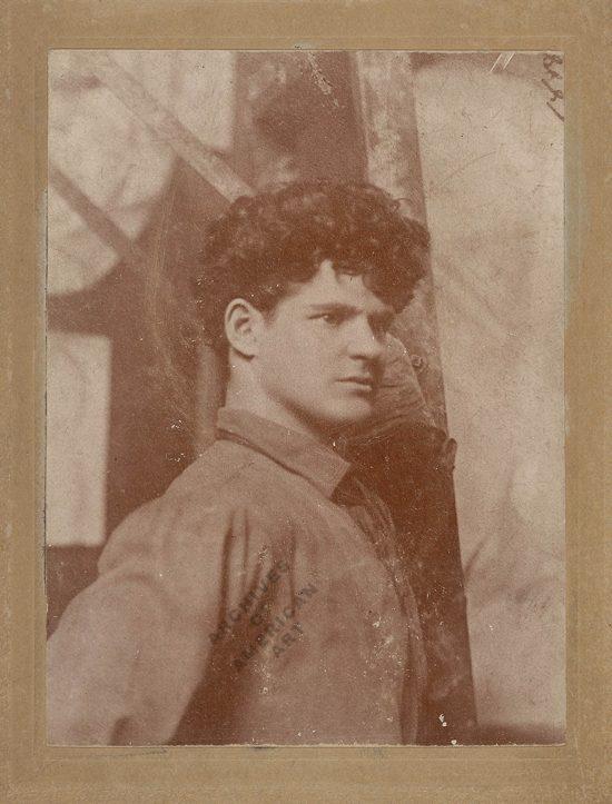 George Grey Barnard, Anna Bilińska, niezła sztuka