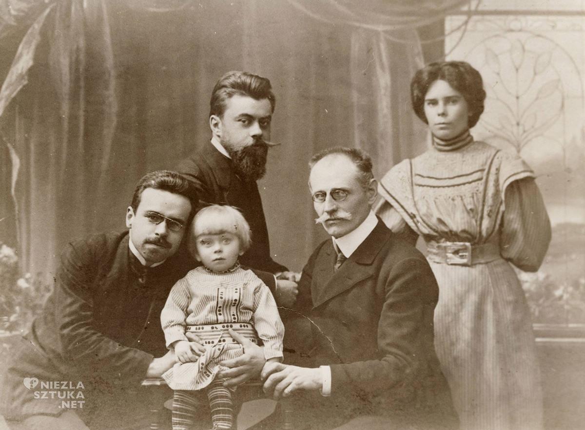 Eryk Lipiński, fotografia rodzinna, Niezła Sztuka